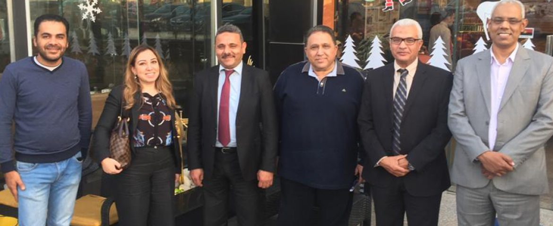 Egyptian-Jordanian Cooperation